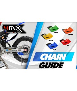 guide chaine 4MX SX/F et EXC/F 11-17