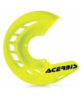 protege disque ACERBIS jaune fluo