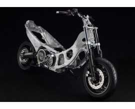 Pièces châssis scooter : suspension, freinage & transmission pas cher