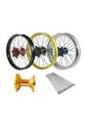 roues, pneus, chambres à air, ...